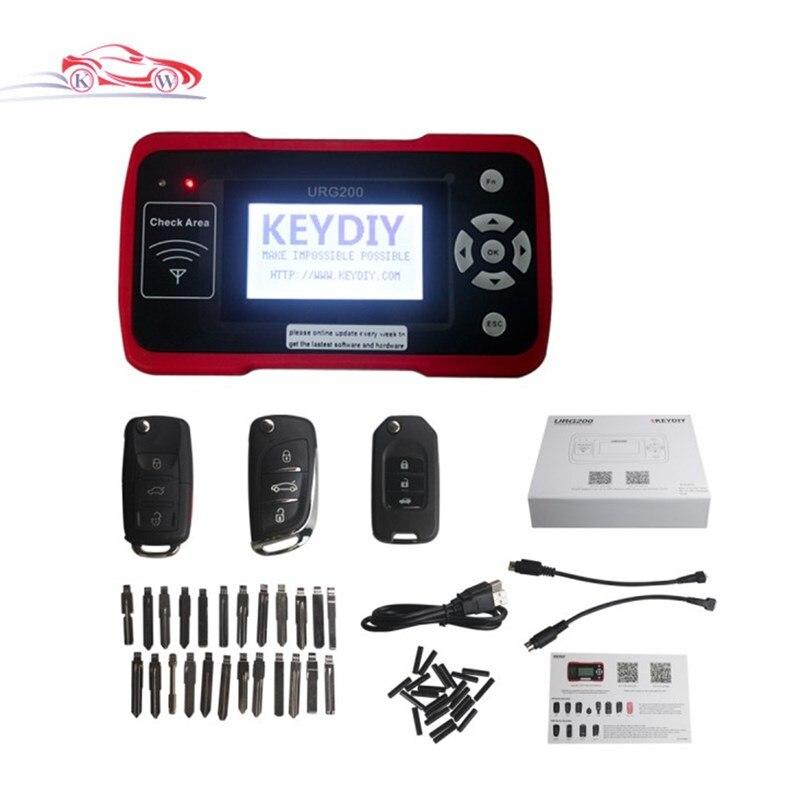 URG200 Remote Key Maker with 1000 Tokens Same Function As KD900 Remote Key Programmer Online Update Free Shipping  цены