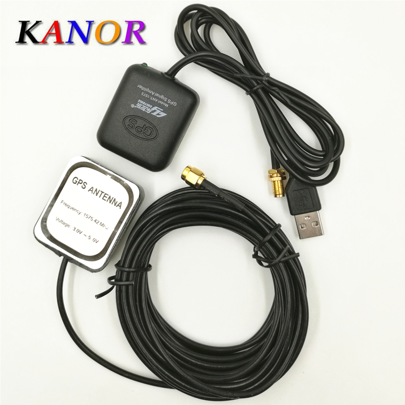 HOT SALE] Superbat 3 in 1 Funtion Multi band Antenna GPS+