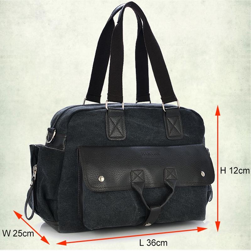 Varumärke Design Resa Bagage Totes Män Mode Stor Handväska - Väskor för bagage och resor - Foto 2
