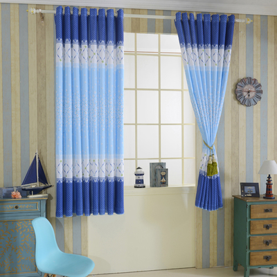 Short Curtain Children Room Kitchen Cortinas Blackout Window Curtains For Living Room Cloth Can