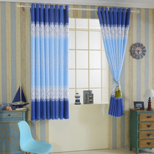 Short Curtain Children Room Kitchen Cortinas Blackout Window Curtains for Living Room Cloth can customization rideaux