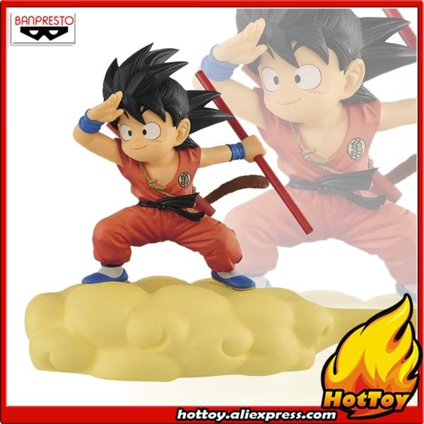 все цены на 100% Original Banpresto Kintoun Collection Figure - Son Goku (A Normal color ver.) from