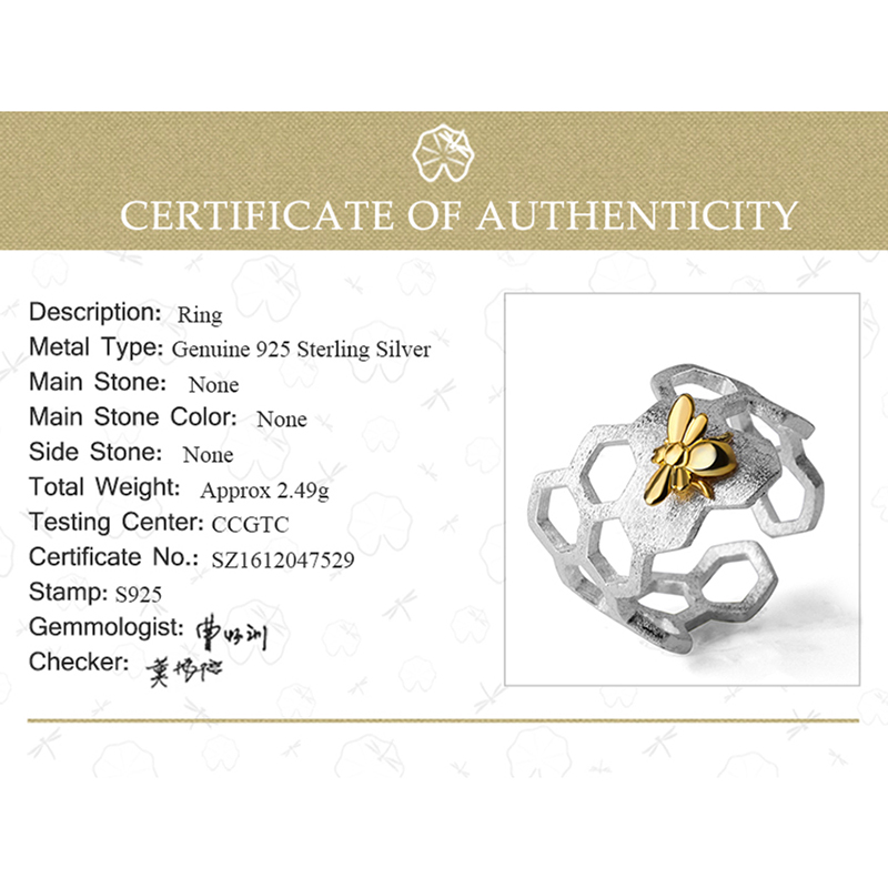 Lotus Fun Echt 925 Sterling Silber Schmuck Natürliche Handgemachte - Edlen Schmuck - Foto 6
