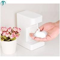 500ML Foam Dispenser Soap Automatic Touch Soap Dispenser Smart Countertop Dispenser Automatic Refill Foaming Soap Dispenser