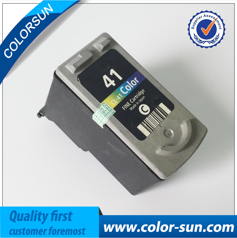 For Canon CL-41 Color Compatible Ink Cartridge With Ink For Canon MP140 MP150