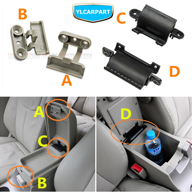 For Geely Emgrand 7 EC7 EC715 EC718 Emgrand7 E7 ,Emgrand7-RV EC7-RV EC715-RV EC718-RV EC-HB,Car Armrest Box Cover Buckle,hingle