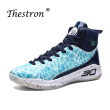 Basketball Shoes Men 2019 Spring//Autumn Ifrich Anti Slip Sport Trainers Breathable High Top Athletic Sneakers