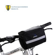 Roswheel Front Top Tube Bike Pannier Pouch Saddle Tube Bag Tool Mountain Road MTB Bicycle Accessories Basket Cycling Bolsa