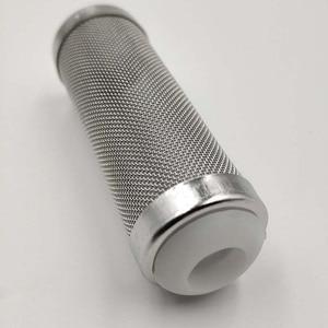 Фильтр для аквариума из нержавеющей стали, защита для аквариума, фильтр на входе, корзина, защитный чехол, сетчатый рукав, 1 шт., аксессуары