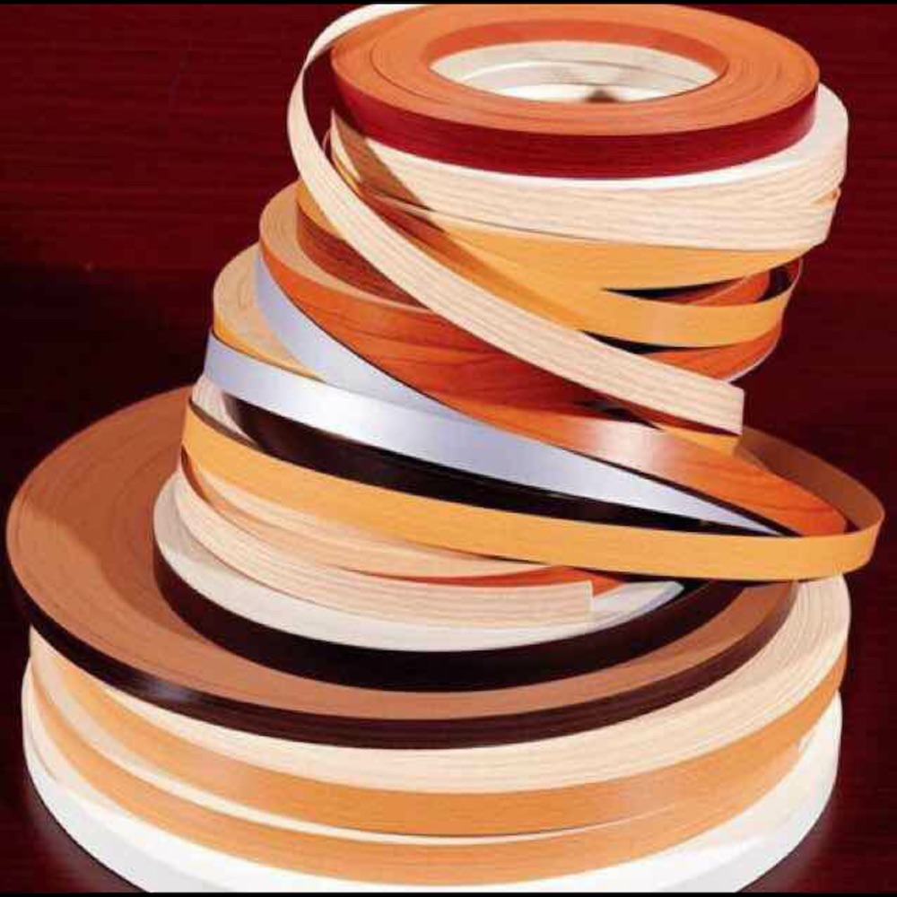 Preglued Veneer Edging Melamine Edge Banding Trimmer Wood Kitchen Wardrobe Board Edgeband Width 4cm X 100m Edge Tape