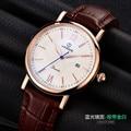 Новый 2016 горячие продаем Мужские Часы Лучший Бренд Класса Люкс Кварц часы V8388 календарь часы Мода стиль супер качество только для оптовая