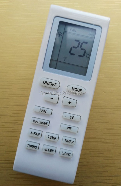 Condor Eur Term Air Conditioning Remote Control In Remote Controls