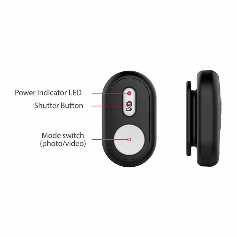 100-Original-Xiaoyi-YI-Monopod-Selfie-Stick-Bluetooth-Remote-Control-for-Xiaoyi-YI-4K-Action-Camera