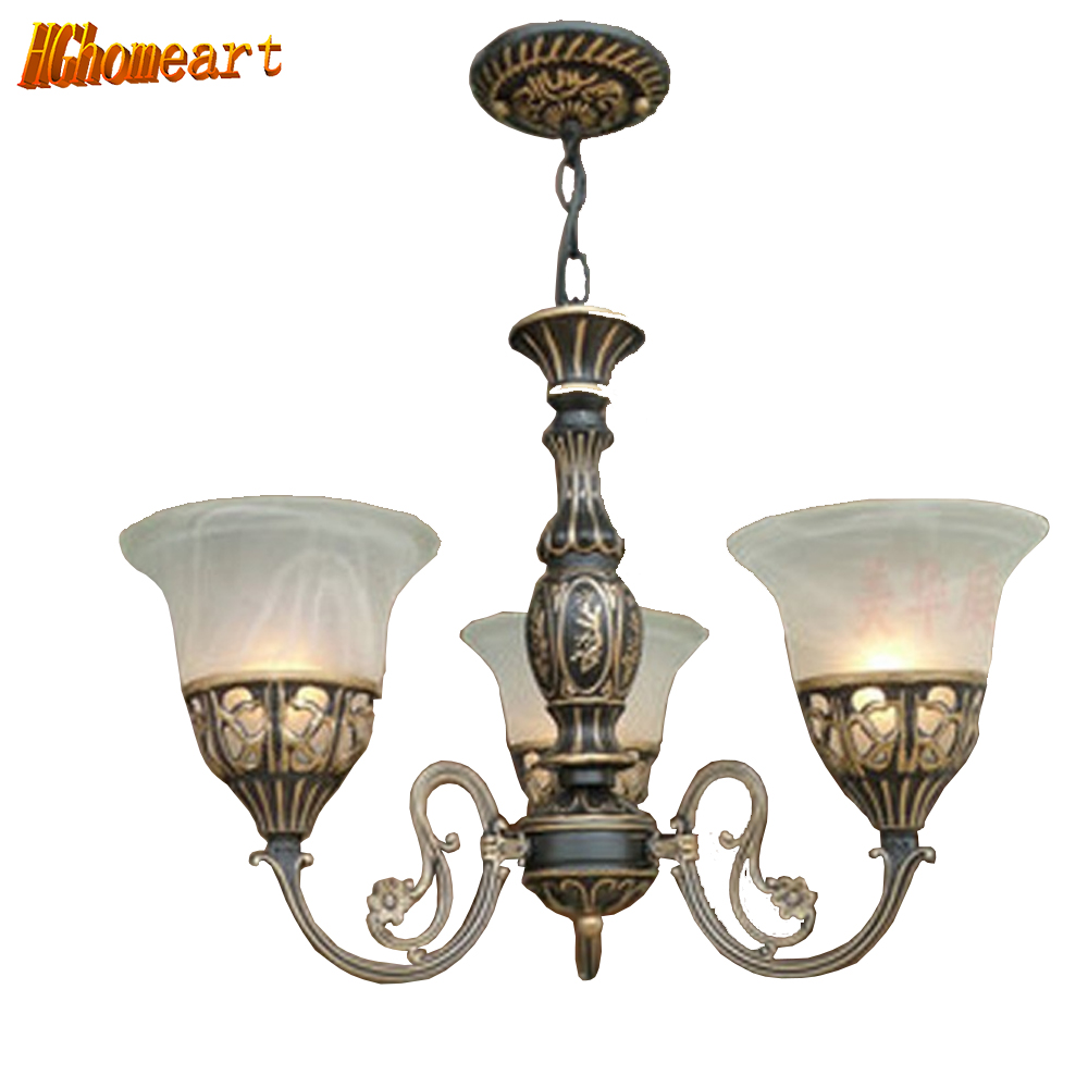 Hghomeart Minimalist Continental Iron Chandelier Bedroom Living Room Lighting Dining Kitchen Retro Chandelier Ceiling Lights E27 hghomeart minimalist continental iron chandelier bedroom living room lighting dining kitchen retro chandelier ceiling lights e27