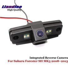 Liandlee For Subaru Forester SH MK3 2008~2013 Car Reverse Parking Camera Backup Rear View Camera / SONY HD CCD Integrated
