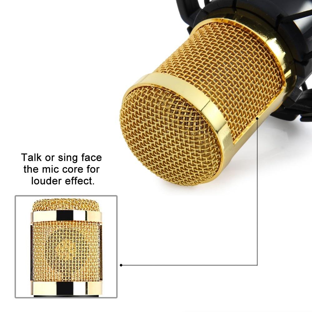 Cheap bm 800 condenser microphone