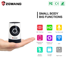 ZGWANG Mini Wifi Cámara IP Inalámbrica 720 P HD P2P Baby Monitor Inteligente de Red CCTV Cámara de Seguridad Inicio de Vigilancia de Protección Cam