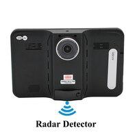Udrive 7 Inch GPS Android WiFi GPS Navigation Car Truck DVR AV IN 16GB Video Recorder