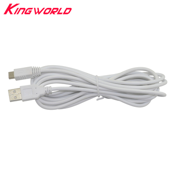 100pcs-3m-usb-data-power-charger-charging-cable-for-w-ii-u-gamepad-controller