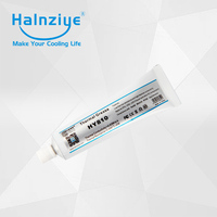High Quality Heat Sink Nano Thermal Conduction Conductive Paste Compound Grease In A Aluminum Tube 100g