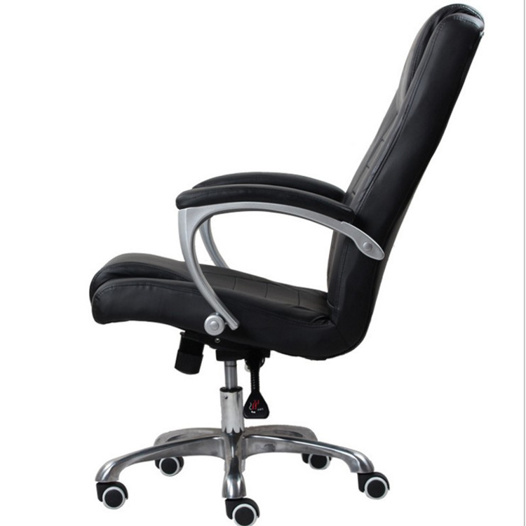 Купить с кэшбэком Simple Fashion Computer Office Chair Home Ergonomic Swivel Chair Heighten Backrest Leisure Lying Chair With Footrest Chair
