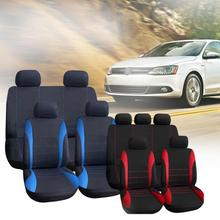 9pcs/set Car Seat Cover Universal Fit Styling Protector Interior Accessories Hot Sale