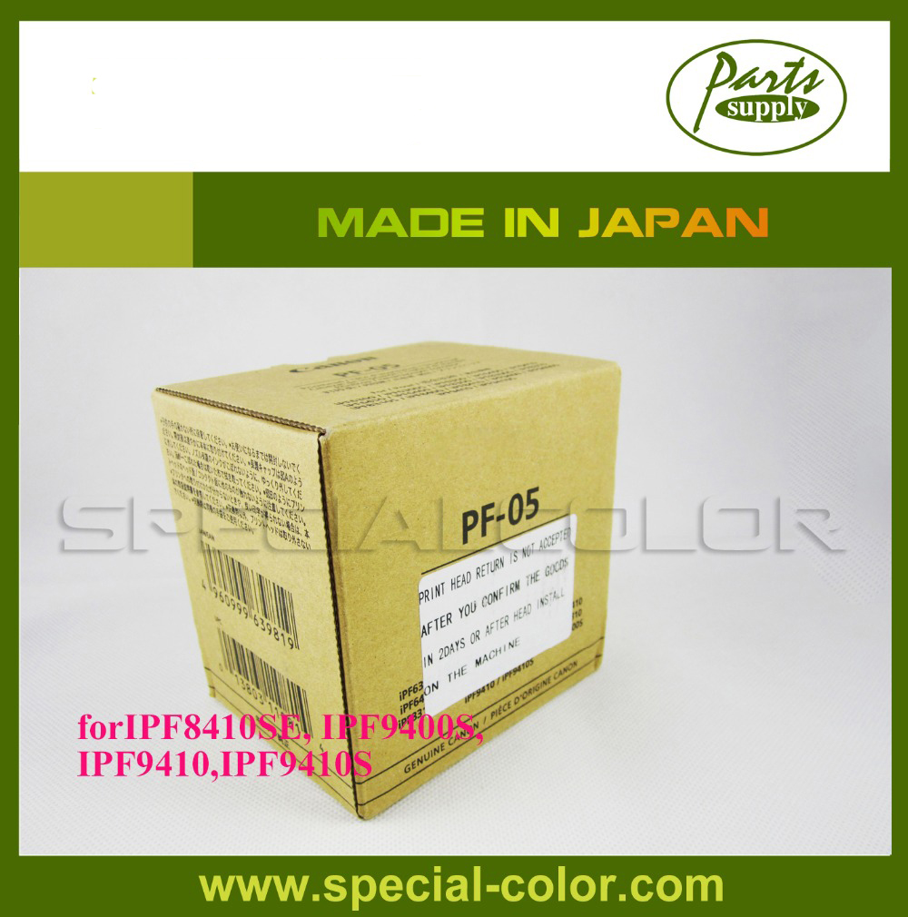 Partssupply PF-05 Print Head for Canon IPF8410SE, IPF9400S, IPF9410,IPF9410S Printer Head Japan печатающая головка 2251b001 canon print head pf 03 2251b001