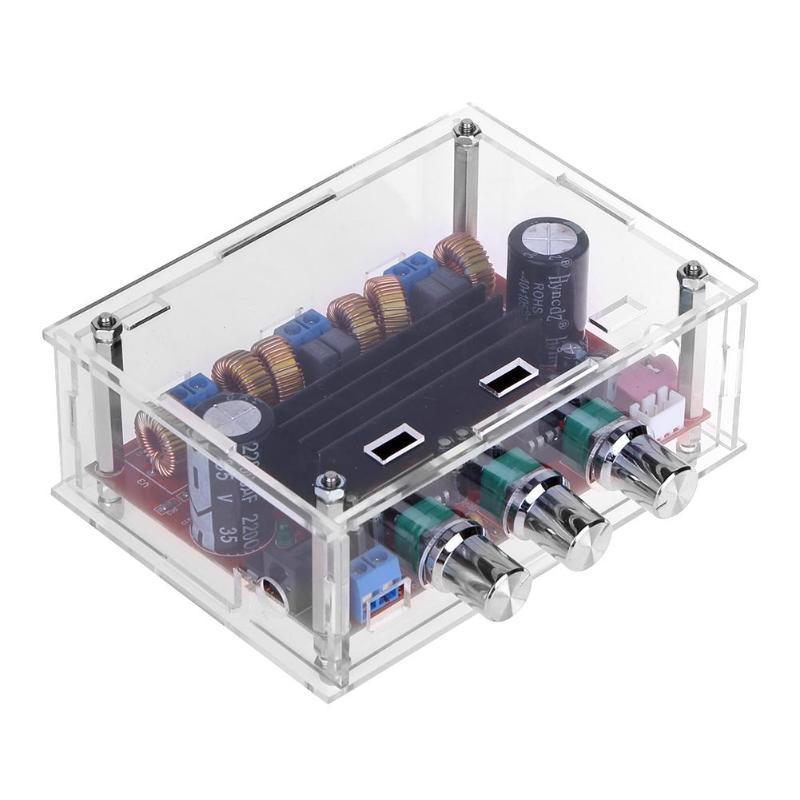 2.1 Digital Audio Amplifier Board TPA3116D2 Subwoofer Speaker Amplifiers Speaker Audio Bass Amp Board High Quality Amplifier New lcd32b66 l frequency board amplifier board 40 l2726a nid2x