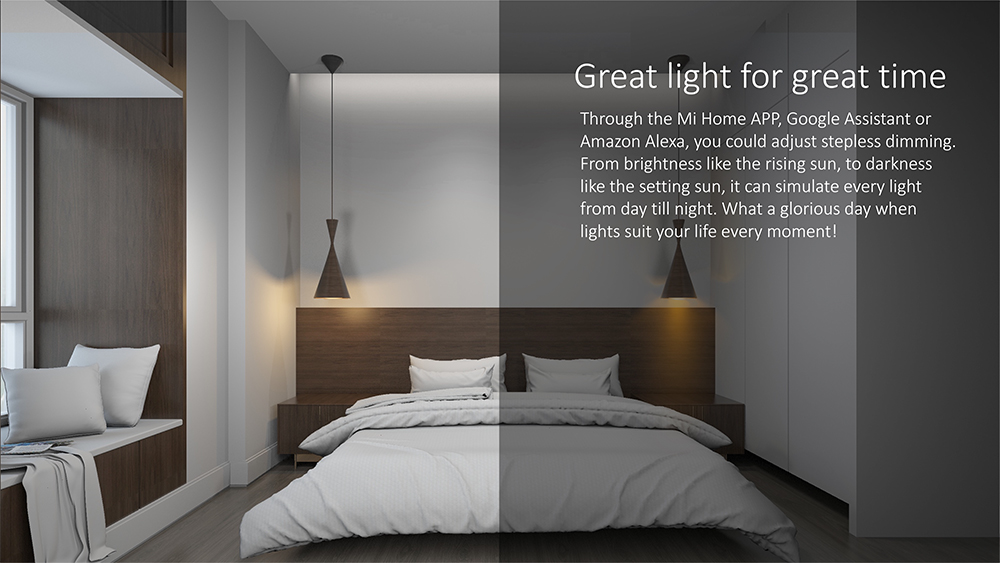 Xiaomi Philips Smart WiFi LED Bulb White E27 5