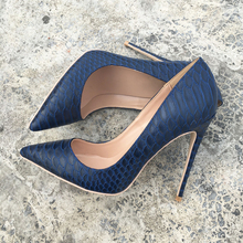 Free shipping  fashion women pumps snake printed navy leather pointed toe high heels shoes pumps 12cm 10cm 8cm Stiletto free shipping fashion women pumps casual green patent leather printed pointed toe high heels shoes 12cm 10cm 8cm stiletto heels
