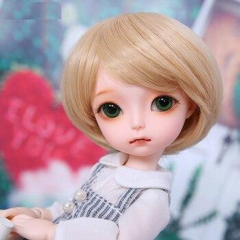 aimd2.6 Babette 1/6 BJD SD Doll Body Girls Boys Resin Figures Gift For Birthday Xmas Optional Nude Or Fullset