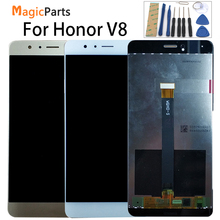 For Huawei Honor V8 KNT AL20 KNT UL10 KNT AL10 KNT TL00 KNT TL10 LCD Display + Touch Screen Digitizer Assembly Replacement