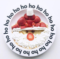New Baby Feeding Service Plate Newborn Cloud Clock Fruit Letter Design Food Tray Safety Melamine Dinner Bowl Dish Tableware