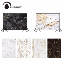 Allenjoy luxurious marble photography backdrop baby small size various blank marble decor background photo studio photocall