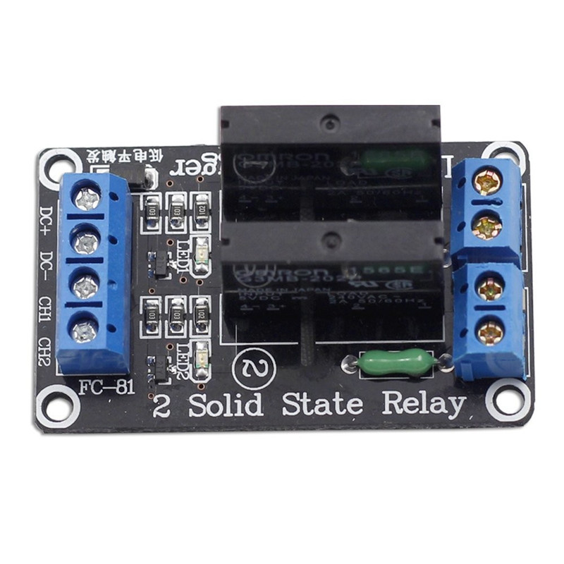 SunFounder 5V 2 Channel Solid State Relay Module for Arduino Uno Duemilanove MEGA2560 MEGA1280 ARM DSP channel software picture more detailed picture about sunfounder Relay Switch Wiring Diagram at n-0.co