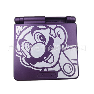 Новая ограниченная серия, полный корпус, Замена корпуса для nintendo Gameboy Advance SP для GBA SP, чехол для игровой консоли