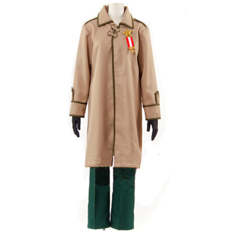APH Axis Powers Hetalia Russia Ivan Braginski Cosplay Costume