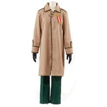 APH Axis Powers Hetalia Russia Ivan Braginski Cosplay Costume - Free shipping стоимость