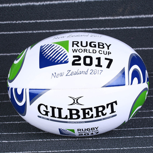 1 Peça Nova Zelândia Padrão 2017 Tamanho de uma Bola de Rugby 5   PU Para a2170587ab40d
