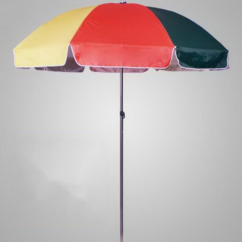 Patio Umbrella Bracket: Outdoor Sun Umbrella/ Sun Beach Garden Patio Umbrella