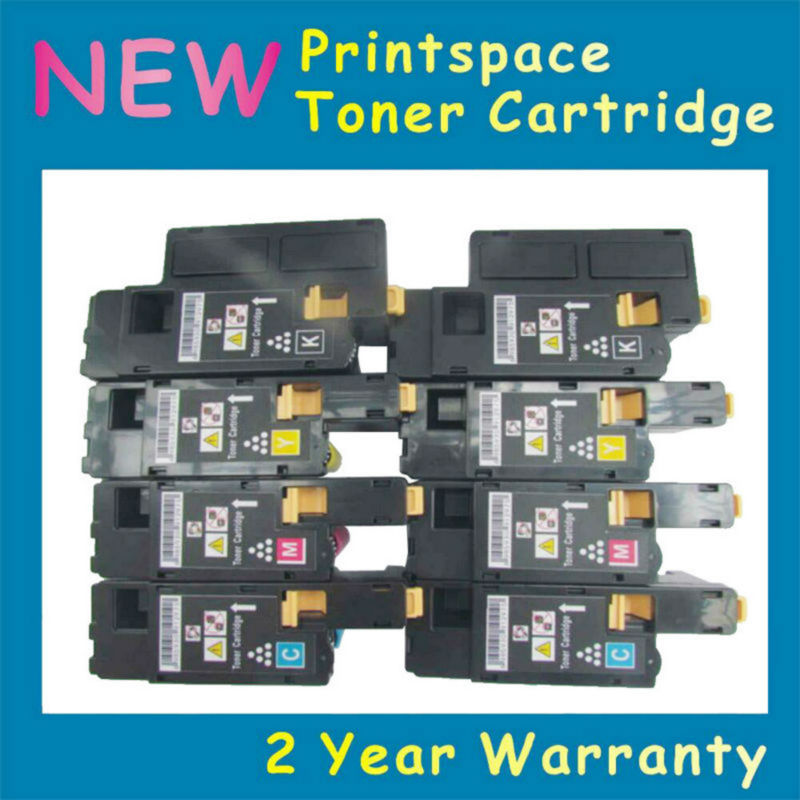 8PK NON-OEM Toner Cartridge Compatible For Fuji Xerox DocuPrint CP115W CP116W CP225W CM115W CM225FW KCMY powderfor fujixerox dp cp 228 mfp docuprint cp228mfp docuprint cp228 mfp dp cp 228 mfp oem resetter toner cartridge powder