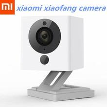 Oryginalny Xiaomi Xiaofang 1080 P Cam Przenośny Mini Kamera Night Vision 8X Zoom Cyfrowy WIFI App Sterowania Dla Bezpieczeństwa W Domu