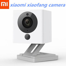 Original Xiaomi Xiaofang 1080 P Cam Tragbare Mini Camcorder Nachtsicht 8X Digitalzoom WIFI App Steuerung Für Home Security