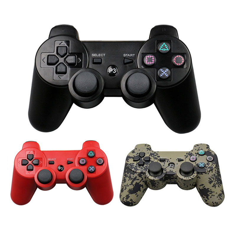 For Sony PS3 Controller Wireless Bluetooth Gamepad Joystick for PS 3 Gaming Joypad For Playstation Dualshock 3 Gamer Game Pad leaf village naruto headband