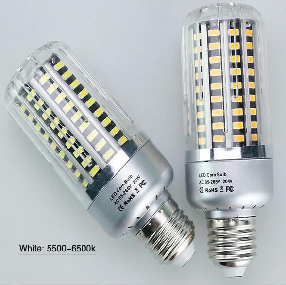 e14 e27 led diode lamp 85 265v 5w 10w 15w 20w 25w high lumen no flicker smd 5736 ampoule led e27. Black Bedroom Furniture Sets. Home Design Ideas