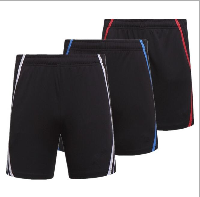 Shorts Table-Tennis-Shorts Badminton Men Shuttlecock Polyester Black Sport Breathable