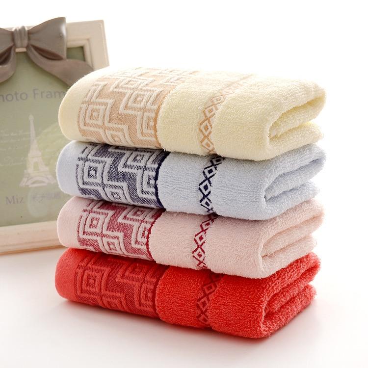 Embroidered Terry Cloth Hand Towels: Aliexpress.com : Buy Drop Ship 2pcs/set 34*74cm Cotton