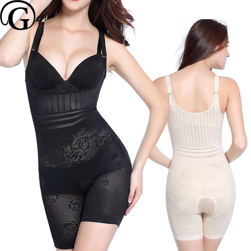 6cc8233ef4a PRAYGER New Women Invisible Body Shapewear Lift Up Bras Slimming Control  Belly Shaper Magic Butt lift