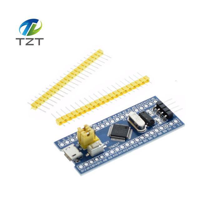 1 adet STM32F103C8T6 ARM STM32 Minimum Sistem Geliştirme Kurulu Modülü arduino Için
