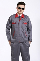 Autumn And Winter Long Sleeved Clothes Suit Male Mechanic Engineer Tooling Repair Factory Labor Service Man